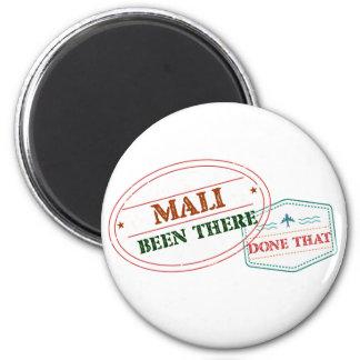 Mali dort getan dem runder magnet 5,1 cm