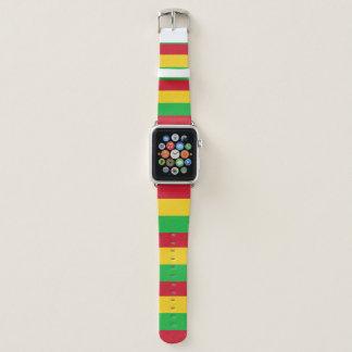 Mali-Flagge Apple Watch Armband
