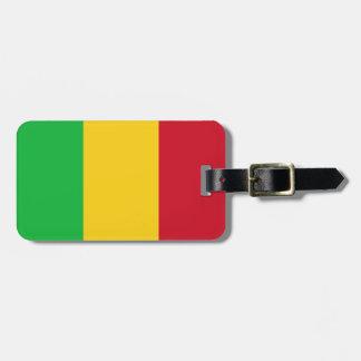 Mali-Flagge Kofferanhänger