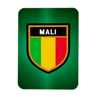 Mali-Flagge Magnet