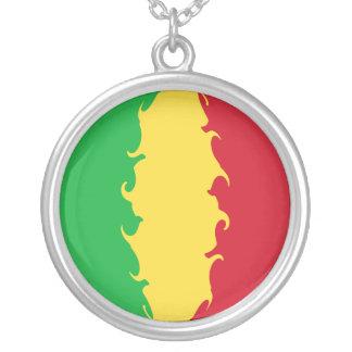 Mali Gnarly Flag Pendant