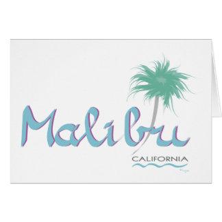 Malibu, CA Karte