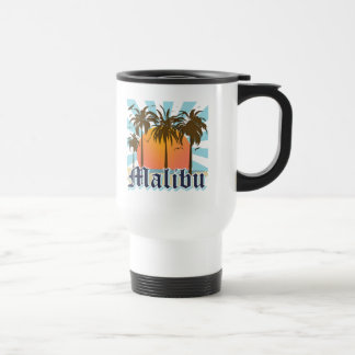 Malibu-Strand Kalifornien CA Reisebecher