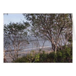 Malibu-Strand Karte