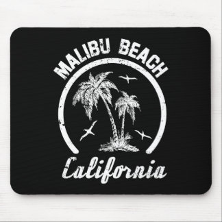 Malibu-Strand Mauspad
