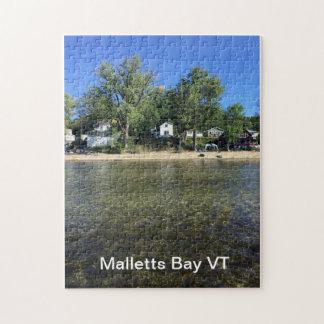 Malletts Bucht-Puzzlespiel Puzzle