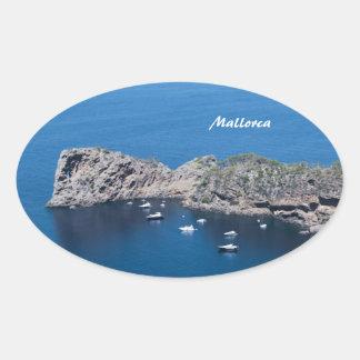 Mallorca-Aufkleber