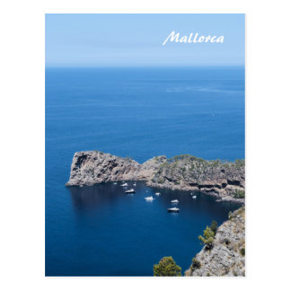 Mallorca-Postkarte Postkarte