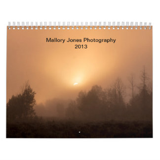 Mallory Jones Fotografie 2013 Abreißkalender