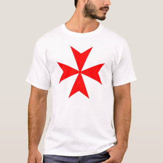 Malteserkreuz T-Shirt