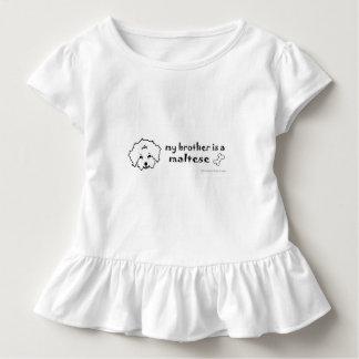 maltesisch kleinkind t-shirt