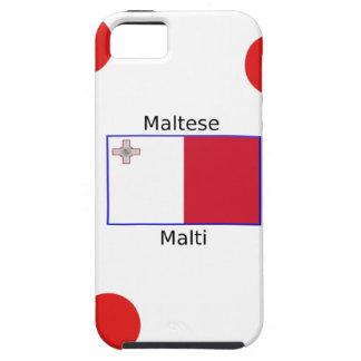 Maltesische (Malti) Sprache und iPhone 5 Etui