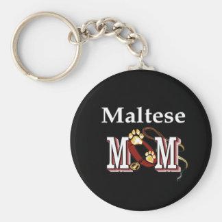Maltesische MAMMA Geschenke Schlüsselanhänger