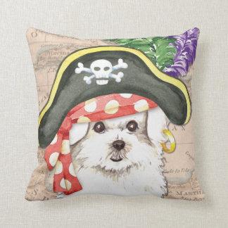 Maltesischer Pirat Kissen