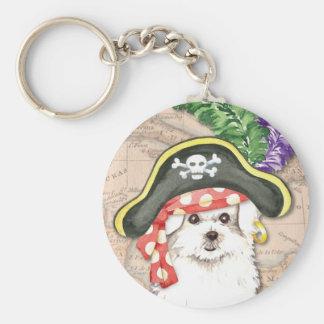 Maltesischer Pirat Schlüsselanhänger