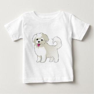 Maltesischer Welpe Baby T-shirt