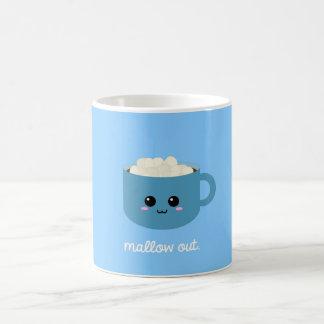 Malve heraus kaffeetasse