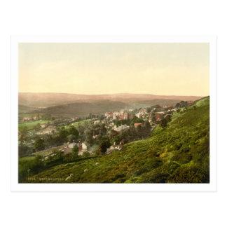 Malvern II, Worcestershire, England Postkarte