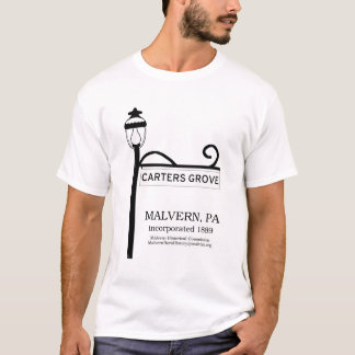 Malvern PA - Carters Waldungs-T - Shirt