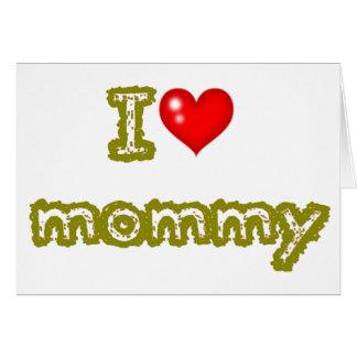Mama der Liebe I Grußkarte