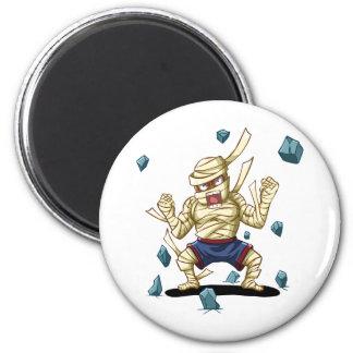 Mama Runder Magnet 5,1 Cm