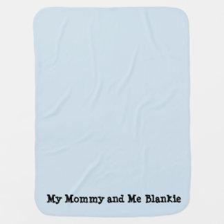 Mama und ich Blankie Kinderwagendecke