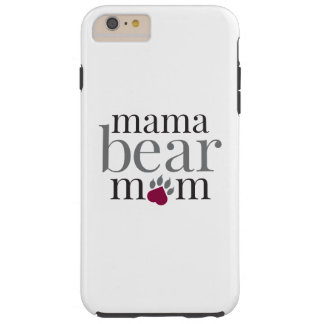 Mamabear Mamma-Telefon-Kasten Tough iPhone 6 Plus Hülle