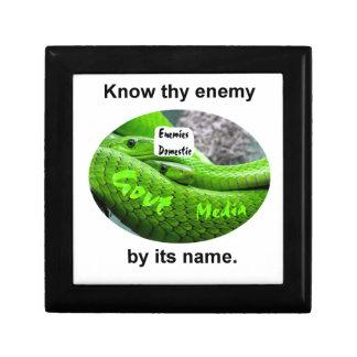 Mamba-Schlange - kennen Sie Thy Feind durch seinen Erinnerungskiste
