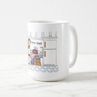 Mamma #1 kaffeetasse