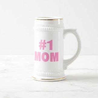Mamma #1 (Rosa) Bierglas