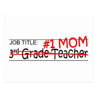 Mamma-3. Grad des Job-#1 Postkarte