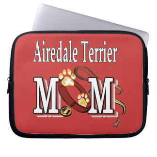 Mamma Airedales Terrier Laptopschutzhülle