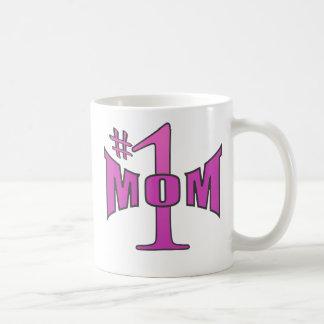 Mamma der Nr. 1 Kaffeetasse