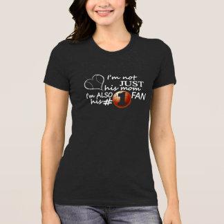 Mamma des begrenzte Ausgaben-Basketball-#1 T-Shirt