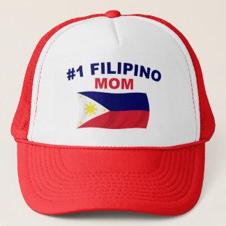Mamma des Filipino-#1 Truckerkappe
