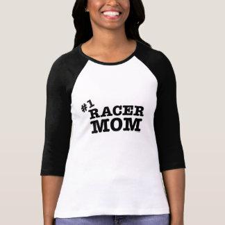 Mamma des Rennläufer-#1 T-Shirt