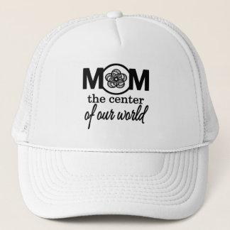 Mamma… die Mitte unserer Welt Truckerkappe