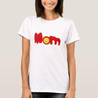 Mamma-Familien-Paar-T - Shirt Sun niedlicher