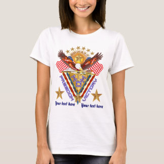 Mamma-Freiheits-Preis-Frauen alles Art-Licht T-Shirt