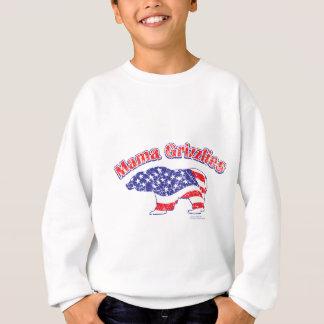 Mamma-Graubär-Beunruhigt Sweatshirt