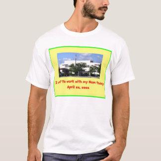 Mamma - holen Sie Ihr Kind, Tag zu bearbeiten T-Shirt