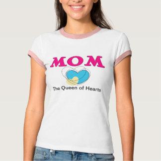 Mamma - Königin des Herz-T - Shirt