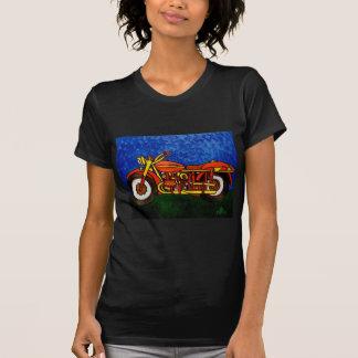 Mamma-Motorrad T-shirt