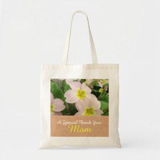 Mamma - Mutter-Tagesprimel-Blumen Tragetasche