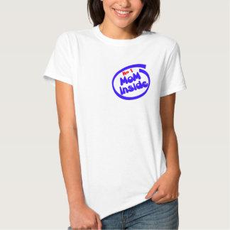 Mamma nach innen t-shirt