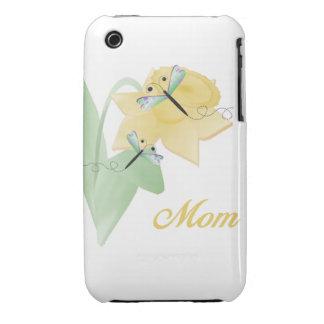 Mamma (Narzisse) iPhone 3 Case-Mate Hüllen