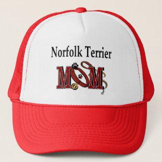 MAMMA Norfolks Terrier Geschenke Truckerkappe