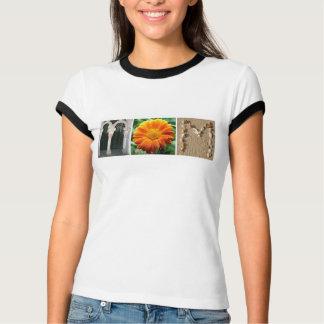 """""""MAMMA"""" T - Shirt der Alphabet-Fotografie-Mutter"""