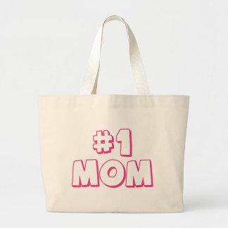 Mamma-Taschentasche der Mamma-#1 der Zahl-eine Tasche