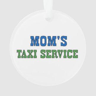 Mamma-Taxi-Service Ornament